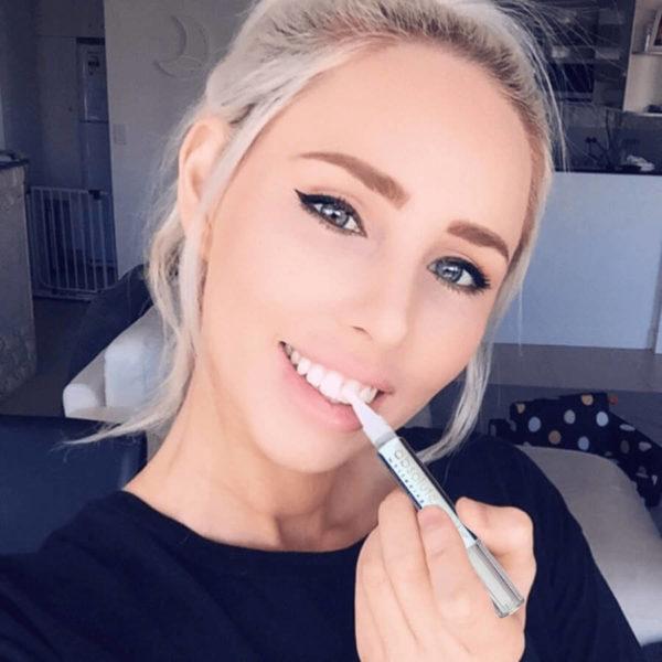 Мултимаск писалка за избелване на зъби
