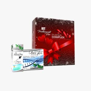Подаръчен комплект за мъже крем + серум за лице