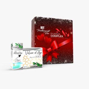 Подаръчен комплект за лице с пчелна отрова + серум