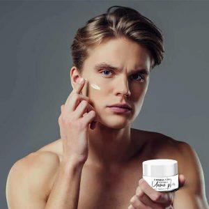 Мултимаск мъжки крем за лице