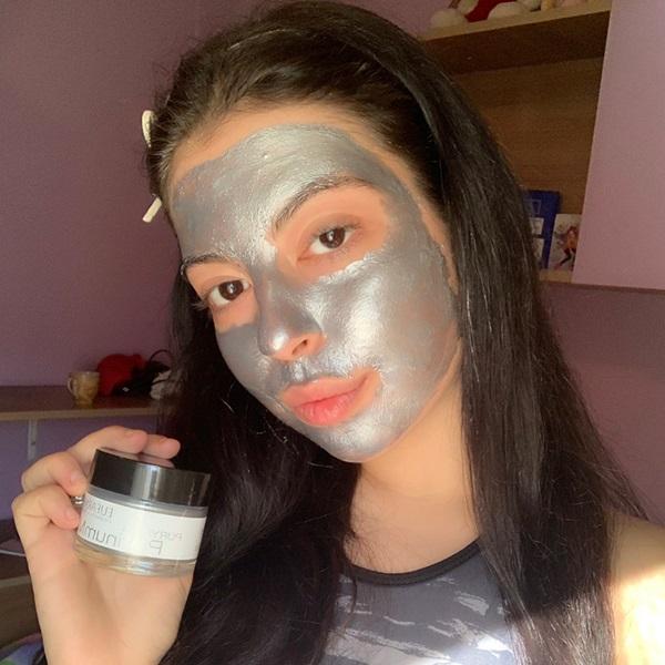 Мултимаск платинена маска за лице