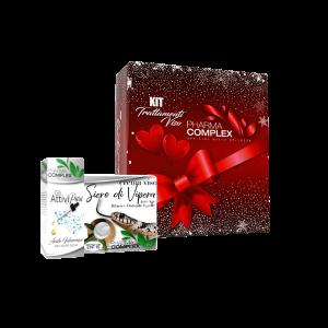 Подаръчен комплект за лице със змийска отрова + серум